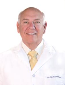 Dr. Mann headshot